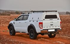 Ford Ranger Canopy - Double Cabs - RSI SMARTCANOPY®