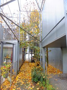 Cité manifeste à Mulhouse architectes / Block Architects + Duncan Lewis et Hervé Potin