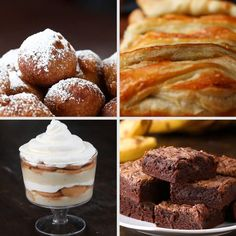 4 Desserts to Make with Ripe Bananas | Recipes