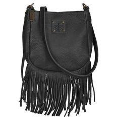 STS Women's Medicine Bag Black [STS31289]