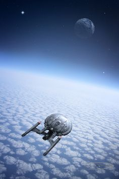 New Heights | Flickr - Photo Sharing! Enterprise NX - 01.