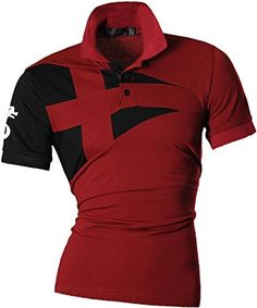 jeansian Men's Casual Slim Fit Short Sleeves Polo Shirt T-Shirt Tops U009 WineRed S jeansian http://www.amazon.com/dp/B00XV8LCBE/ref=cm_sw_r_pi_dp_3s4Iwb0QVKQ02