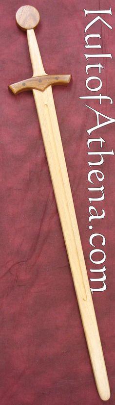 Wooden Broad Sword