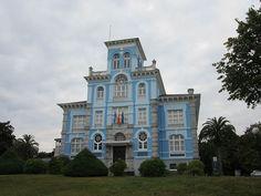 Quinta Guadalupe,casa indiana de Colombres(Asturias)