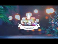 After Effects intro template   Snowman Intro + Free Download