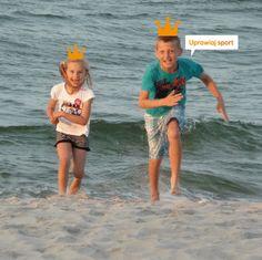 """""""Uprawiając sport masz szansę zostać Królem każdej Księżniczki"""" Autor: Grzegorz"""