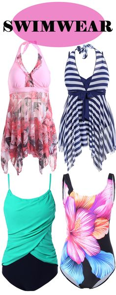 Stylish Plus Size Women's Halter Printed High Low One Piece