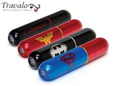 Travalo Justice League - Travel Perfume Pumps