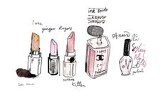 #chanel #perfume #lipstick