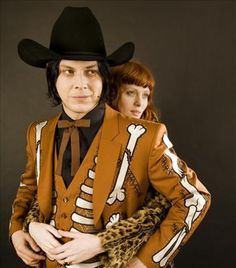 Parting is Such Sweet Sorrow: A Look at Karen Elson and Jack White's Style…