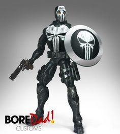 Punisher War Zone (Marvel) Custom Action Figure