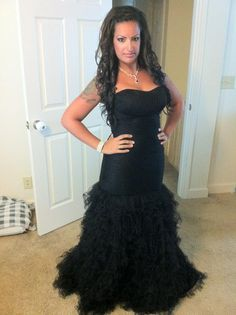 My ball gown for the Military Ball :) I just so love this gown. Thanks Ash!