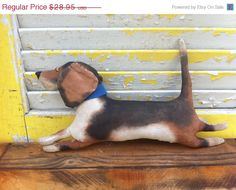 Christmas Chaos Sale Primitive Dog Rosie the by Rabbithollowprims, $26.06