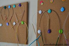 Organize your circular knitting needles!