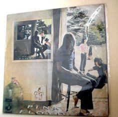 Verita's Sound And Vision: Vinil Pink Floyd Ummagumma Duplo Selo Harvest 1973...