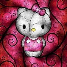 Hello kitty - Mandie Manzano