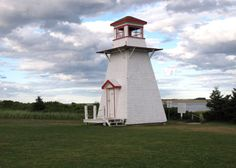 Fish Island Light, Cabot Beach, Prince Edward Island