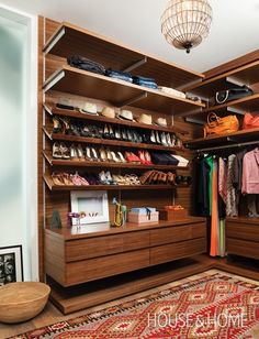 Photo Gallery: 10 Enviable Walk-In Closets | House & Home
