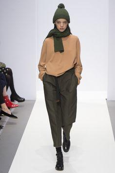 Margaret Howell - Fall 2017 Ready-to-Wear