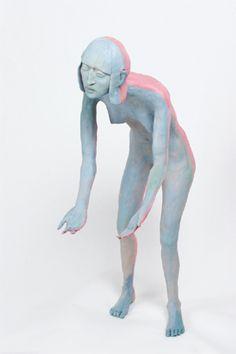 Francis Upritchard Art And Illustration, Nz Art, To Infinity And Beyond, Ceramic Artists, Figurative Art, New Zealand, Art Dolls, Smurfs, Contemporary Art