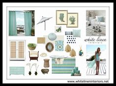New Interior Design Concept Board With This Board Is An Idea Or Concept Board For A Small Boutique Style