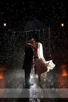 Wedding Rain by Trina Lianne Photography, via Flickr