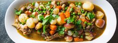 Recipe: Braised Chicken with Vegetables - Jacques Pépin Recipe