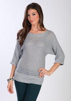 misses' name brand sweater $19.99 @ Gordmans