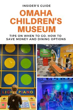Tips for visiting Omaha Children's Museum - Know when to go, know how to save money, and understand the perks of membership Hawaii Vacation, Vacation Trips, Day Trips, Family Vacations, Visit Omaha, Kids Travel Activities, California With Kids, Travel Usa, Travel Packing
