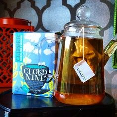 #clipperteas on Instagram Cloud Nine Clipper Teas