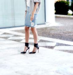 acne skirt