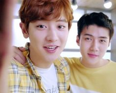EXO Prepares for the Hot Weather with Nature Republic CF Baekhyun, Exo Kai, Park Chanyeol, Kdrama, Exo 2014, Dad Of The Year, Cute Bunny Pictures, Xiuchen, Nature Republic