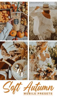 Vsco Presets, Lightroom Presets, Soft Autumn, Projects To Try, Favorite Things, Handmade Gifts, Create, Etsy, Kid Craft Gifts
