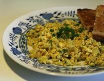 MÍCHANÉ TOFU (a la vajíčka) | Soucitně