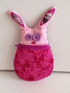 Keizer Quilts: Hungry Bunny Pattern