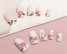 japanese pattern nail art