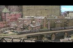 george sellios | Video: Trains running on George Sellios' HO scale Franklin & South ...