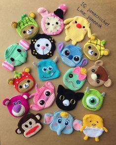 Mesmerizing Crochet an Amigurumi Rabbit Ideas. Lovely Crochet an Amigurumi Rabbit Ideas. Crochet Wallet, Crochet Coin Purse, Crochet Gifts, Crochet Purses, Crochet Shell Stitch, Crochet Motif, Crochet Baby, Knit Crochet, Crochet Patterns Amigurumi