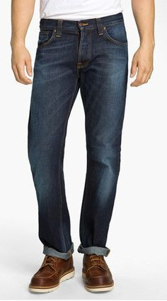 "Nudie Jeans ""Average Joe"" $199.00"