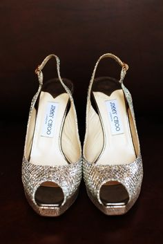 Silver Bridal Shoes | Nicole Marie Photography https://www.theknot.com/marketplace/nicole-marie-photography-denver-co-224641 | Donovan Pavillion https://www.theknot.com/marketplace/donovan-pavillion-vail-co-328436
