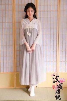 973d12bc0 Vintage-YUSHENGYAN-Traditional-Chinese-Hanfu-Dress-Ruqun-Han-Clothing -Mori-Girl