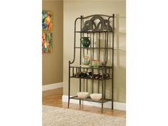 Hillsdale Furniture 5435-850 Marsala Baker's Rack (Small Center Design)