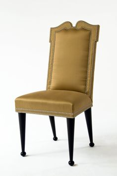 Soirée Chair by Jean-Louis Deniot for Collection Pierre