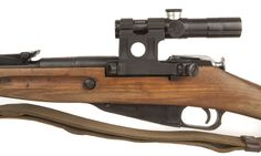 mosin nagant sniper... I need one of these, but can it hold a better scope? ...one that will actually see up to the potential of the round?!