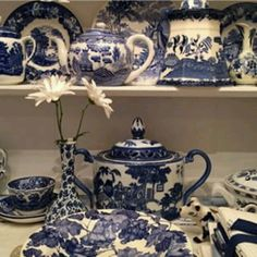 #Blue and White Delight...Instagram