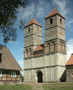 Kloster Veßra, Germany