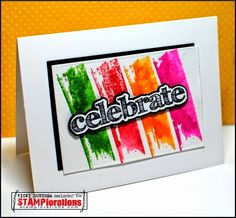 All I Do Is Stamp-- Designs by Vicki Dutcher: STAMPlorations Monthly Challenge #10