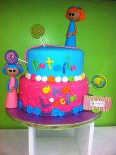 Lalaloopsy... by Star Cake Pasteles