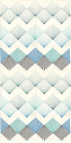Geometric wallpaper | surface pattern design