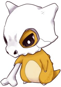Cubone! by ohkoko on DeviantArt